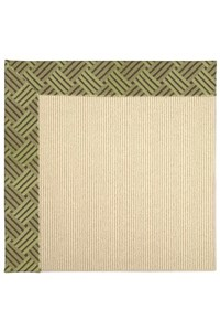 Capel Rugs Creative Concepts Beach Sisal - Dream Weaver Marsh (211) Octagon 6' x 6' Area Rug