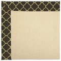 Capel Rugs Creative Concepts Beach Sisal - Canvas Antique Beige (717) Rectangle 6