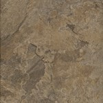 Signature Altiva Mesa Stone: Chocolate Luxury Vinyl Tile D5109