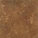 Signature Altiva Aztec Trail:  Terracotta Luxury Vinyl Tile D2162