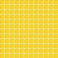 "Daltile Color Wave Glass Mosaic 1"" x 1"" : Lemon Popsicle CW3411MS1P"