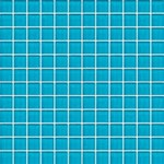 "Daltile Color Wave Glass Mosaic 1"" x 1"" : Capri Breeze CW3211MS1P"