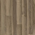 Quick-Step Home Sound Collection: Boardwalk Oak 2-Strip 7mm Laminate with Attached Pad SFS039