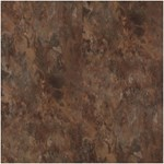 Mohawk Simplesse Collection: Espresso Russet Luxury Vinyl Tile 52437