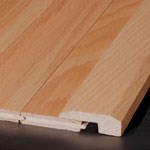 "Bruce Hardwood Flooring by Armstrong American Originals Maple Plank:  Threshold Grand Canyon - 78"" Long"
