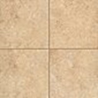 "Mohawk Pantego Bay: Gold Shell 18"" x 18"" Ceramic Tile 14977"