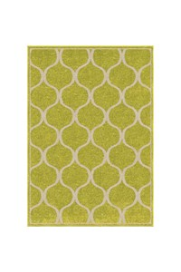 Shaw Living Kathy Ireland Home Essentials French Countryside (Celadon) Rectangle 3'10