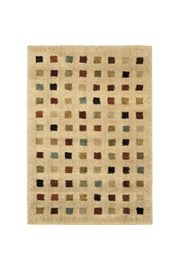 Shaw Living Reverie Haiku (Gold) Rectangle 7'8