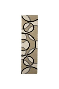 Shaw Living Impressions Jet Stream (Brown) Rectangle 3'10