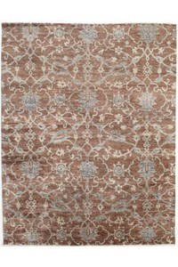Shaw Living Antiquities Kashmar (Sage) Rectangle 1'11