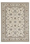 Shaw Living Kathy Ireland Home Essentials Sonnet Border (Natural) Rectangle 7'8