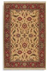 Shaw Living Impressions Sunglow (Beige) Rectangle 7'8