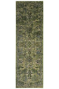 Shaw Living Antiquities Tabriz Trellis (Beige) Rectangle 5'5
