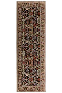 Shaw Living Antiquities Tabriz Trellis (Claret) Rectangle 3'10