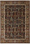Shaw Living Antiquities Tabriz Trellis (Claret) Rectangle 5'5