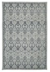 Shaw Living Kathy Ireland Home Essentials Vermont Meadow (Garnet) Runner 2'3