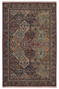 Nourison Collection Library Alexandria (AL05-BGE) Rectangle 9'6