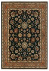 Nourison Collection Library Chambord (CM01-BRN) Rectangle 2'3