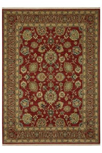 Nourison Collection Library Chambord (CM01-GRE) Rectangle 9'6