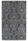 Nourison Signature Collection Heritage Hall (HE05-BRN) Rectangle 5'6