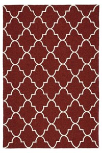 Nourison Nourtex India House (IH08-GRY) Rectangle 3'6