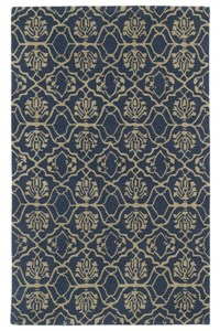 Nourison Nourtex India House (IH63-BRN) Rectangle 3'6