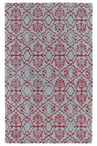 Nourison Nourtex India House (IH67-GRE) Rectangle 3'6