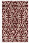 Nourison Nourtex India House (IH67-RED) Rectangle 8'0