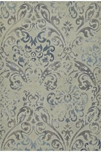 Nourison Collection Library Living Treasures (LI04-IRD) Runner 2'6