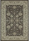 Nourison Collection Library Living Treasures (LI05-BLK) Rectangle 8'3