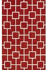 Nourison Collection Library Nature's Terrain (NAT1-BRN) Runner 2'3
