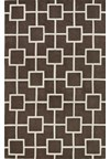 Nourison Collection Library Nature's Terrain (NAT1-GRE) Runner 2'3