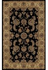 Nourison Signature Collection Nourison 2000 (2239-BLK) Rectangle 8'6