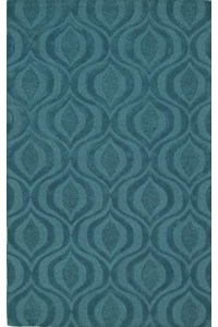 Nourison Signature Collection Nourison 3000 (3103-AQU) Rectangle 2'6