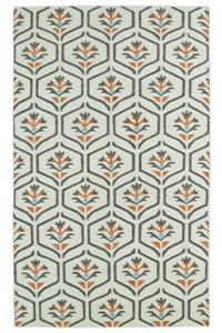 Nourison Signature Collection Nourison Reflections (RF01-TAU) Runner 2'3