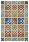Nourison Signature Collection Tahoe (TA09-CHA) Rectangle 3'9