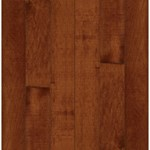 "Bruce Kennedale Prestige Plank Maple: Cherry 3/4"" x 3"" Solid Maple Hardwood CM1728Y"