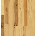 "Bruce American Treasures Hickory: Country Natural 3/4"" x 5"" Solid Hickory Hardwood C5710"