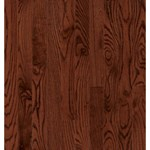 "Bruce Dundee Plank Red Oak: Cherry 3/4"" x 5"" Solid Red Oak Hardwood CB5218Y"