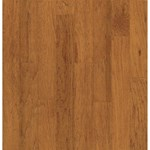 "Bruce Turlington American Exotics Hickory: Tequila 3/8"" x 5"" Engineered Hickory Hardwood E3602"