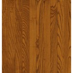 "Bruce Natural Reflections Oak: Gunstock 5/16"" x 2 1/4"" Solid Oak Hardwood C5011"