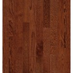 "Bruce Natural Reflections Oak: Cherry 5/16"" x 2 1/4"" Solid Oak Hardwood C5028"