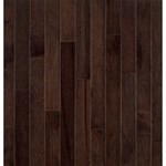 "Bruce American Treasures Hickory: Frontier Shadow 3/4"" x 3 1/4"" Solid Hickory Hardwood C0789"
