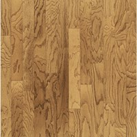 "Bruce Turlington Plank Oak: Harvest 3/8"" x 5"" Engineered Oak Hardwood E554"