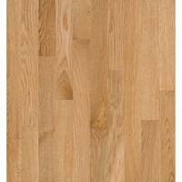 "Armstrong Kingsford Solid Strip Oak: Natural 5/16"" x 2 1/4"" Solid Oak Hardwood KG611NALGY"