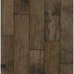 "Armstrong Century Farm Hickory: Mountain Smoke 1/2"" x 5"" Engineered Hickory Hardwood GCH484MTLGZ"