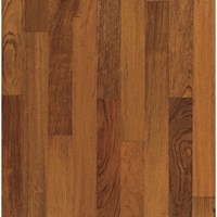 "Armstrong Global Exotics Brazilian Cherry: Natural 5/8"" x 3 1/2"" Engineered Brazilian Cherry Hardwood JA422NAY"