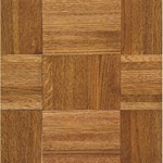 "Armstrong Urethane Parquet Oak: Honey 5/16"" x 12"" Solid Oak Hardwood 112140  <font color=#e4382e> Clearance Sale! Lowest Price! </font>"