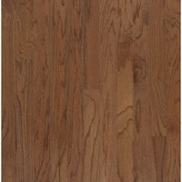 "Armstrong Beckford Plank: Bark  3/8"" x 5"" Engineered Oak Hardwood BP441BALGY"