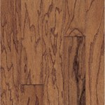 "Robbins Fifth Avenue Plank Red Oak: Sable 1/2"" x 3"" Engineered Red Oak Hardwood 0467SZ"